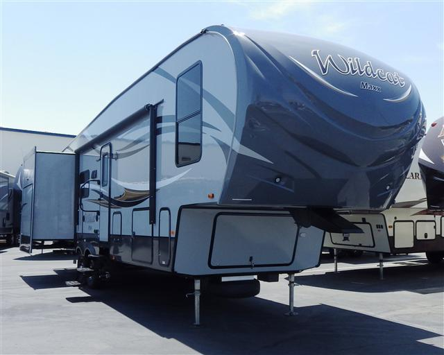 2015 Fifth Wheel Forest River Wildcat