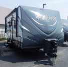 New 2015 Forest River Wildcat 26FBS Travel Trailer For Sale