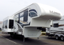 Used 2010 Glendale Titanium 30E35SA Fifth Wheel For Sale