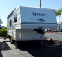 Used 2004 Thor Komfort 22FS Fifth Wheel For Sale