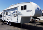 Used 2006 Forest River Wildcat 24RL Fifth Wheel For Sale