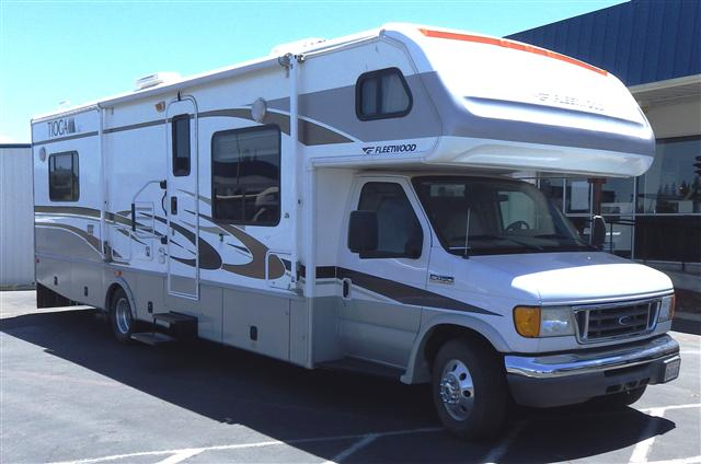 Buy a Used Fleetwood Tioga in Roseville, CA.