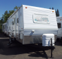 Used 2006 Skyline Layton 2980 Travel Trailer For Sale