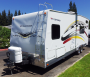Used 2005 Fleetwood GearBox 260FS Travel Trailer Toyhauler For Sale