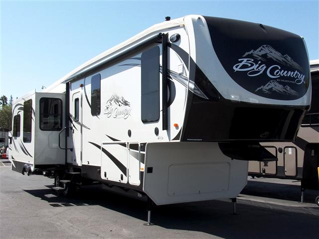 2014 Fifth Wheel Heartland Big Country