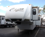 Used 2008 Keystone Cougar 318SAB Fifth Wheel For Sale