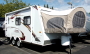 Used 2011 Dutchmen Coleman CT184 Hybrid Travel Trailer For Sale