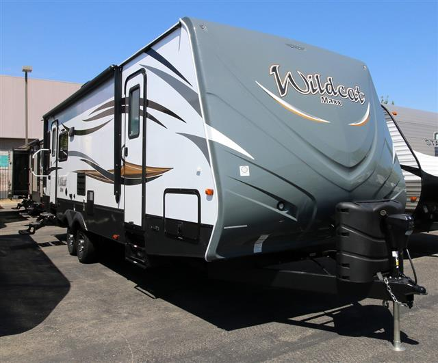 New 2016 Forest River Wildcat 27RLS Travel Trailer For Sale