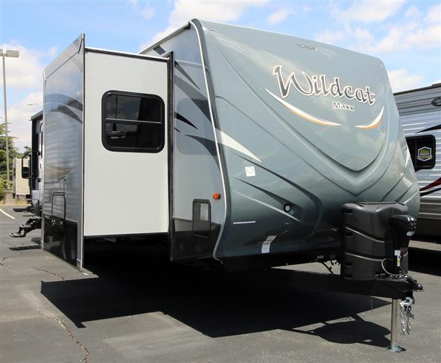 New 2016 Forest River Wildcat 28RLS Travel Trailer For Sale