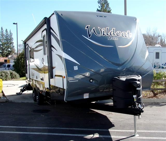 New 2015 Forest River Wildcat 24RG Travel Trailer For Sale