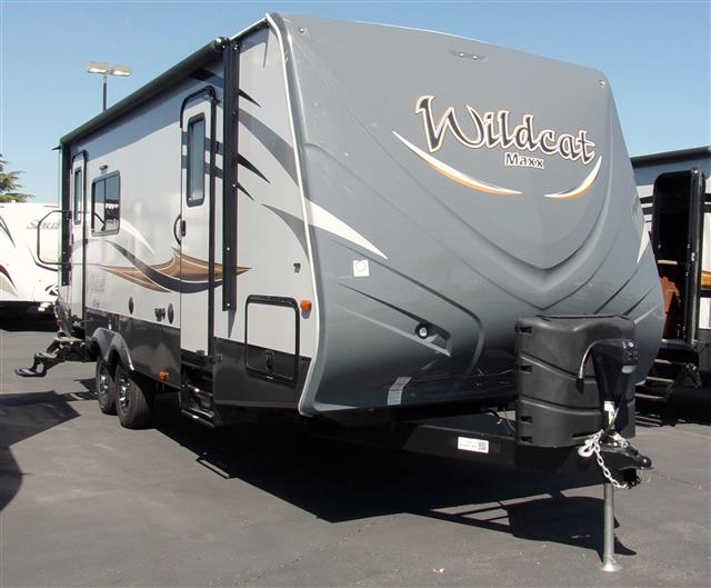New 2016 Forest River Wildcat 24RG Travel Trailer For Sale