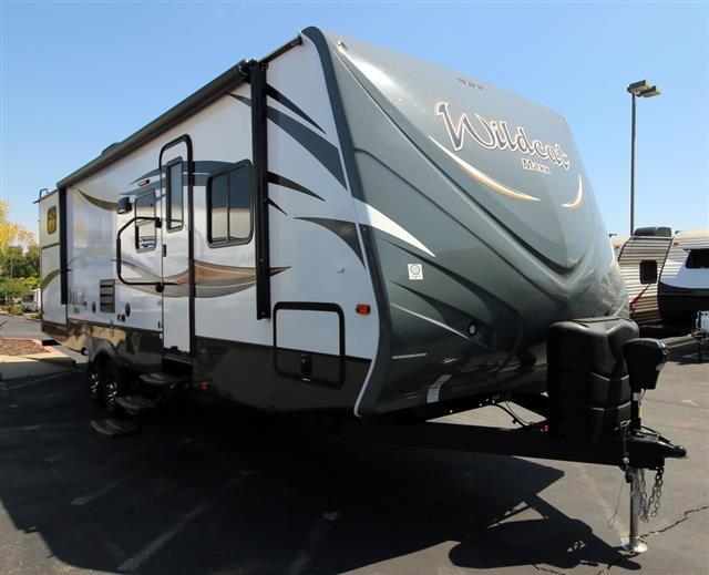 New 2016 Forest River Wildcat 29BHS Travel Trailer For Sale