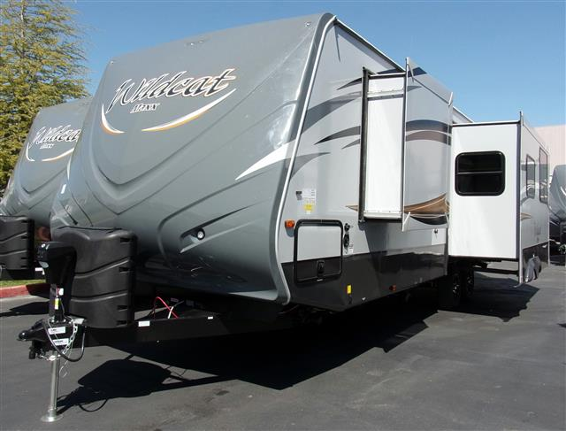 New 2016 Forest River Wildcat 28RKX Travel Trailer For Sale