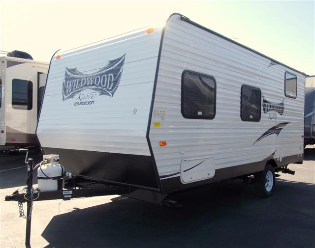 New 2016 Forest River Wildwood 195BHXL Travel Trailer For Sale