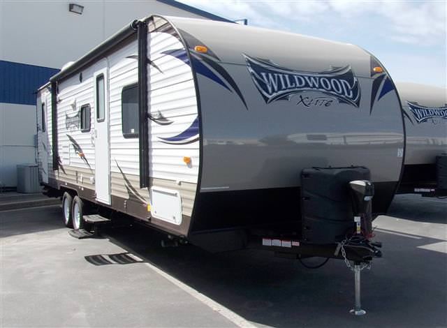 New 2016 Forest River Wildwood 262BHXL Travel Trailer For Sale