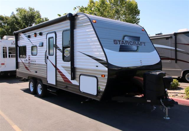 New 2016 Starcraft AR-ONE 21FB Travel Trailer For Sale