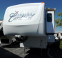 Used 2005 Forest River Cardinal 29LX Fifth Wheel For Sale