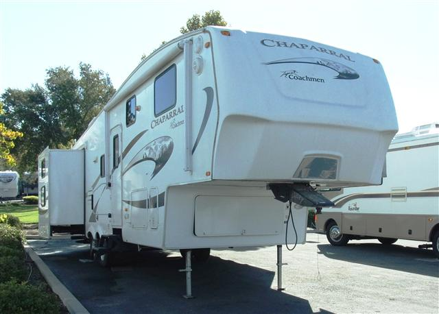 2009 Fifth Wheel Coachmen Chaparral