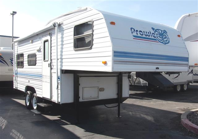 Buy a Used Fleetwood Prowler in Roseville, CA.
