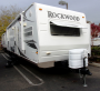 Used 2008 Forest River Rockwood 8296SS Travel Trailer For Sale