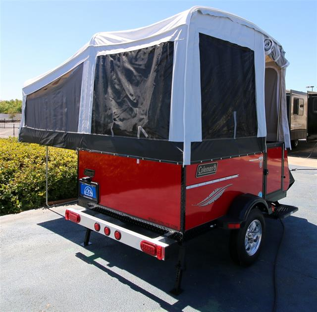 New 2015 LIVIN LITE Coleman QS6 Pop Up For Sale