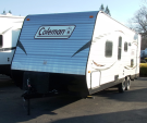 New 2015 Coleman Coleman CTS274BH Travel Trailer For Sale