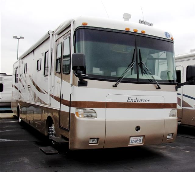 Buy a Used Holiday Rambler Endeavor in Roseville, CA.