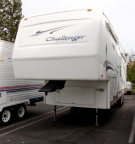Used 2003 Keystone Challenger 32TPK Fifth Wheel For Sale