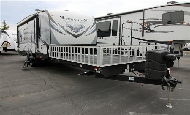 New 2016 Forest River XLR HYPER LITE 31FDK Travel Trailer Toyhauler For Sale