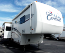 Used 2004 Forest River Cardinal 33TS Fifth Wheel For Sale
