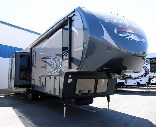 New 2016 Forest River Sandpiper 360PDEK Fifth Wheel For Sale