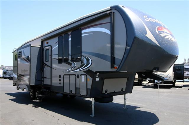 New 2016 Forest River SANDPIPER SELECT 30IOK Fifth Wheel For Sale