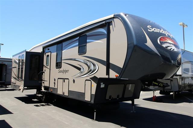 New 2016 Forest River Sandpiper 378FB Fifth Wheel For Sale