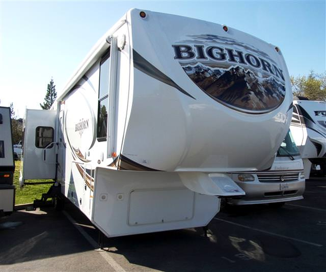 Used 2012 Heartland Bighorn 3685RL Fifth Wheel For Sale