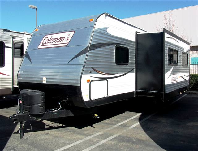 New 2015 Coleman Coleman CTS262BHWE Travel Trailer For Sale