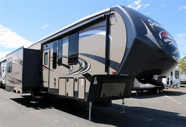 New 2016 Forest River SANDPIPER SELECT 34CK Fifth Wheel For Sale