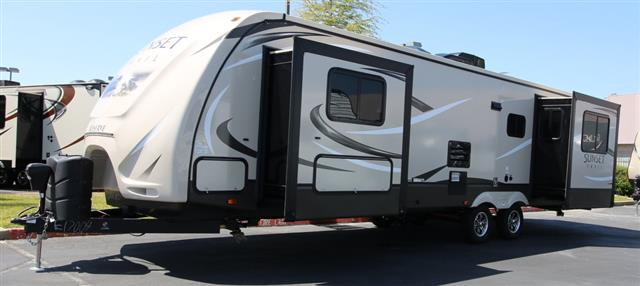 New 2016 Crossroads Sunset Trail 32RE Travel Trailer For Sale