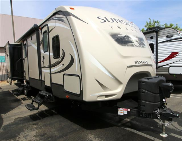 New 2016 Crossroads Sunset Trail 33BD Travel Trailer For Sale