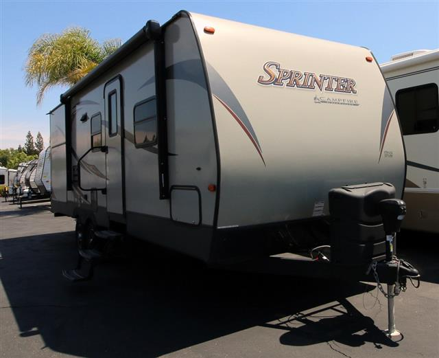 New 2016 Keystone Sprinter 26RB Travel Trailer For Sale