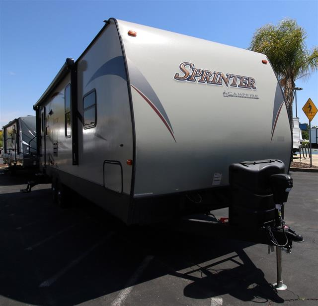 New 2016 Keystone Sprinter 27RL Travel Trailer For Sale