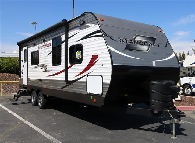 New 2016 Starcraft AUTUMN RIDGE 266RKS Travel Trailer For Sale