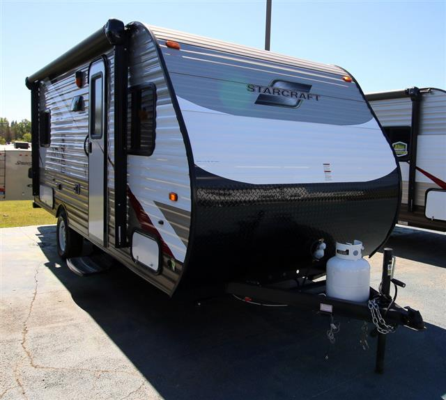 New 2016 Starcraft AR-ONE 18FB Hybrid Travel Trailer For Sale