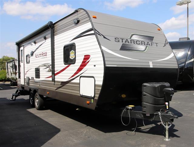 New 2016 Starcraft AUTUMN RIDGE 265RLS Travel Trailer For Sale