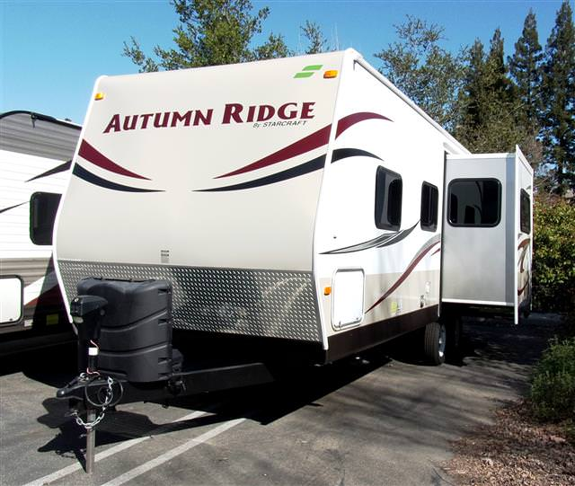 Used 2014 Starcraft AUTUMN RIDGE 245DS Travel Trailer For Sale