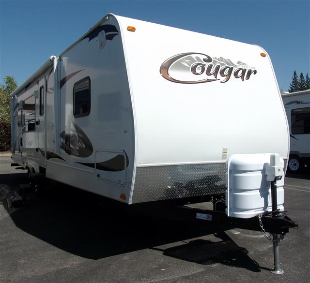 Used 2011 Keystone Cougar 30RKS Travel Trailer For Sale