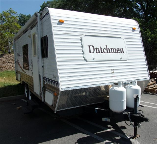 Used 2008 Dutchmen Dutchmen 18B Travel Trailer For Sale