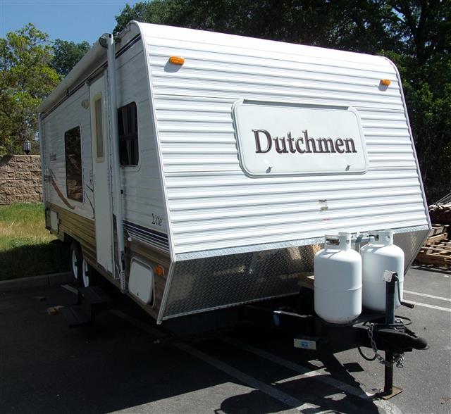 Used 2008 Dutchmen Dutchmen 18B Travel Trailer For Sale