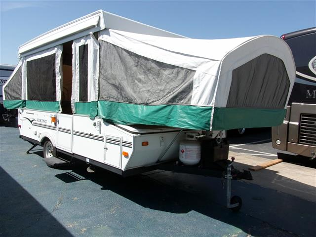 Used 2004 Viking Legend 2170ST Pop Up For Sale