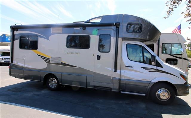 New 2016 Itasca Navion 24V Class C For Sale