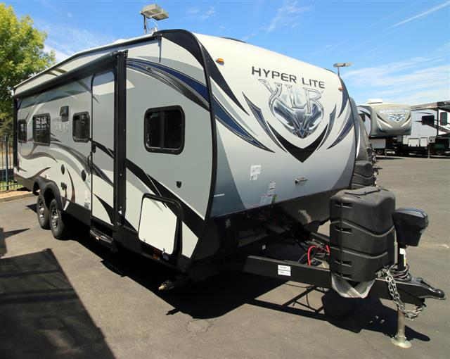 New 2016 Forest River XLR HYPER LITE 24HFS Travel Trailer Toyhauler For Sale